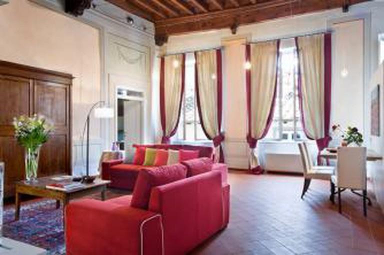 Lucca, and Apartment Via Guinigi