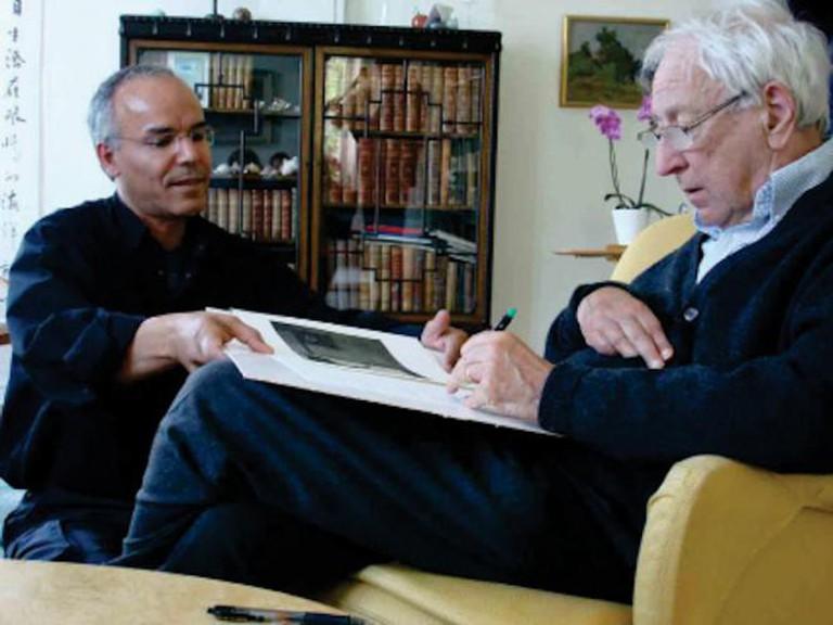 Tomas Transtromer and Modhir Ahmed