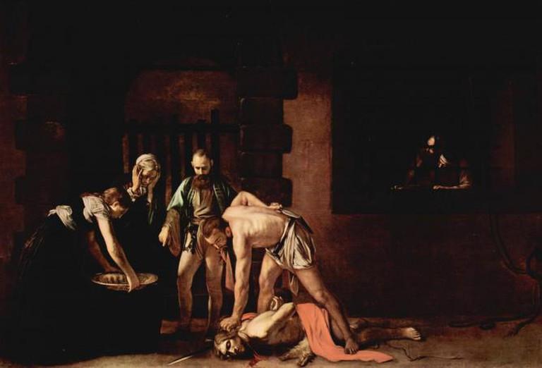 Caravaggio Altarpiece