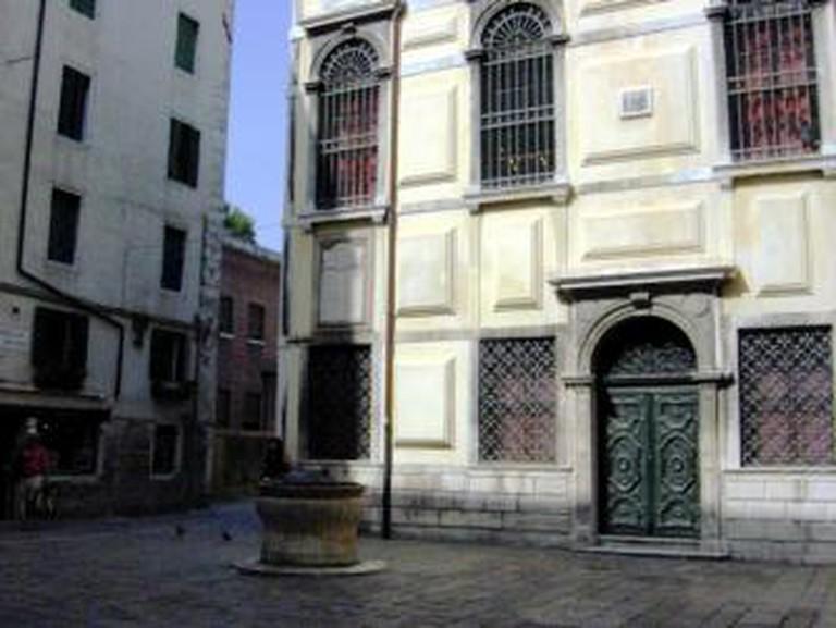 The Levantine Synagogue, Jewish Ghetto, Venice, Giovanni Dall'Orto/WikiCommons