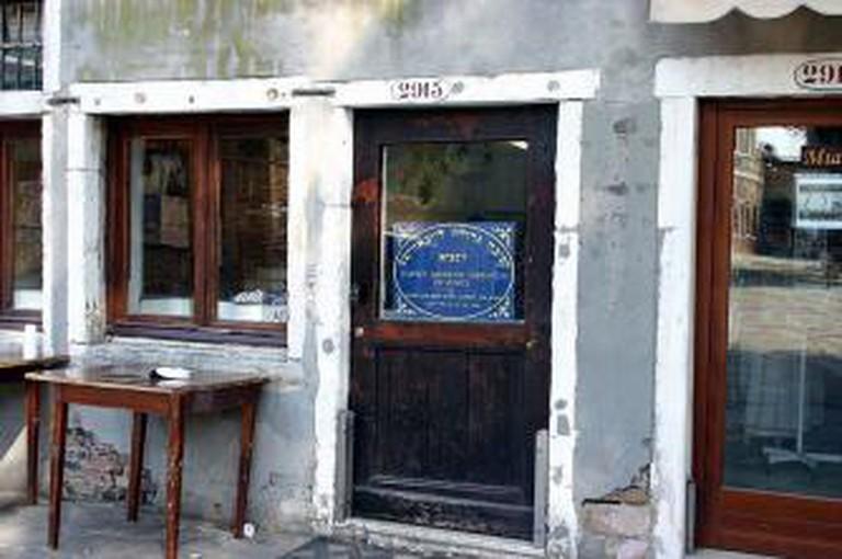 A Lubavitch Yeshivah, Venice, Giovanni Dall'Orto/WikiCommons
