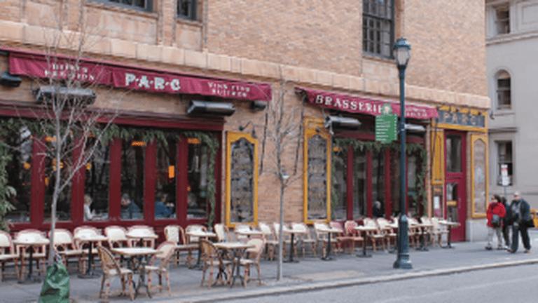 Parc Brasserie, Philadelphia