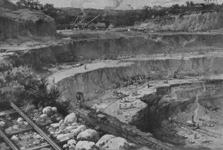 The Panama Canal - The Great Culebra Cut