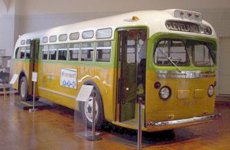 Rosa Parks, Montgomery Bus