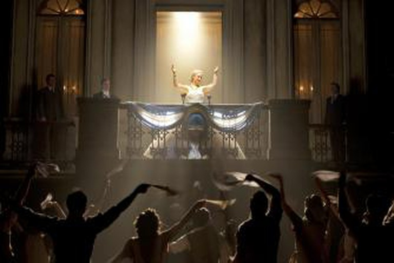Evita 2012 Broadway Revival
