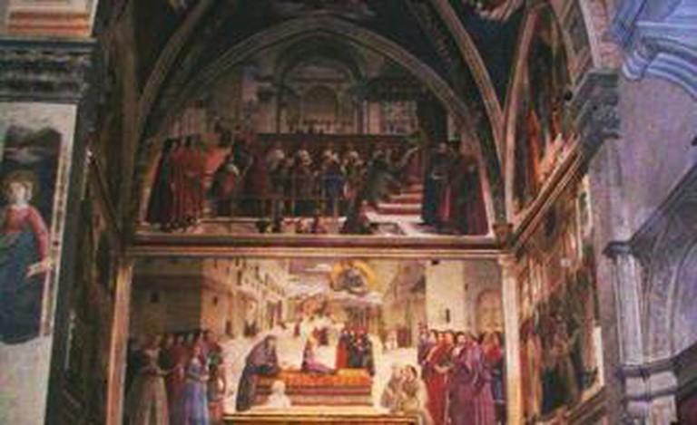 Chiesa di Santa Trinità, Florence