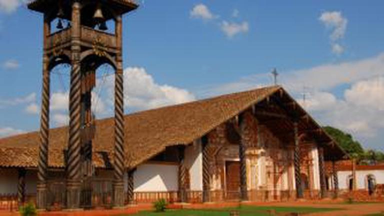 Jesuit Mission Bolivia