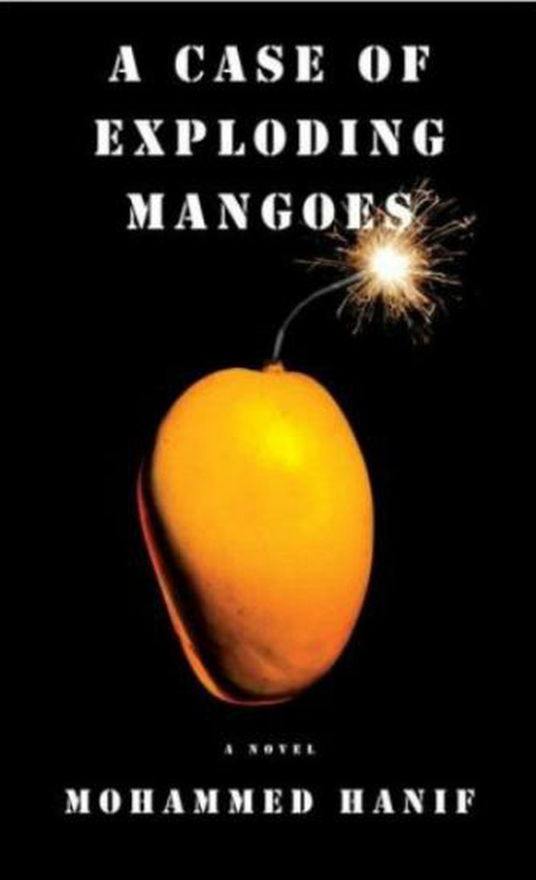 Mohammad Hanif, a case of exploding mangos