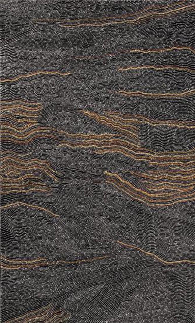 Dorothy Napangardi, Sandhills of Mina Mina, 2000