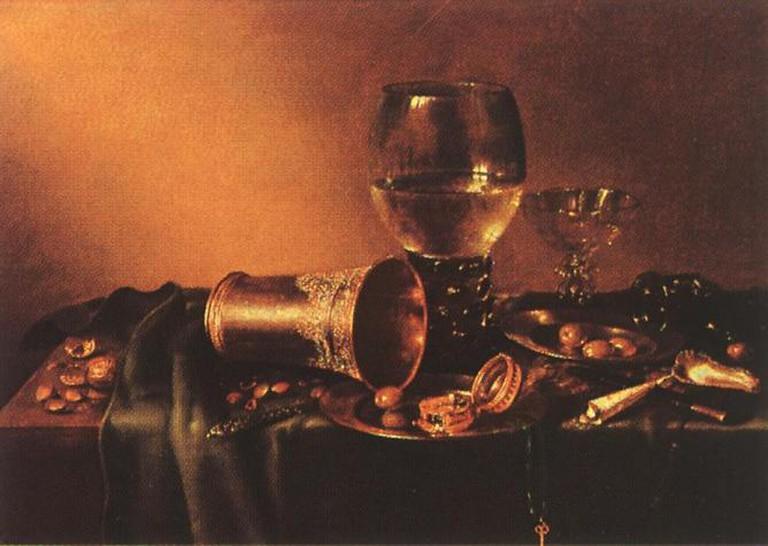 Willem Claeszoon Heda, Still Life (1657)