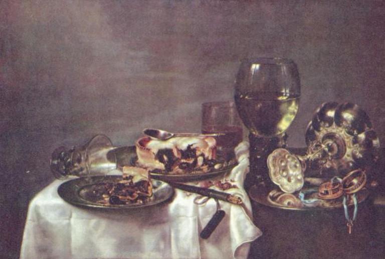 Willem Claeszoon Heda, Still Life Vanitas (1631)