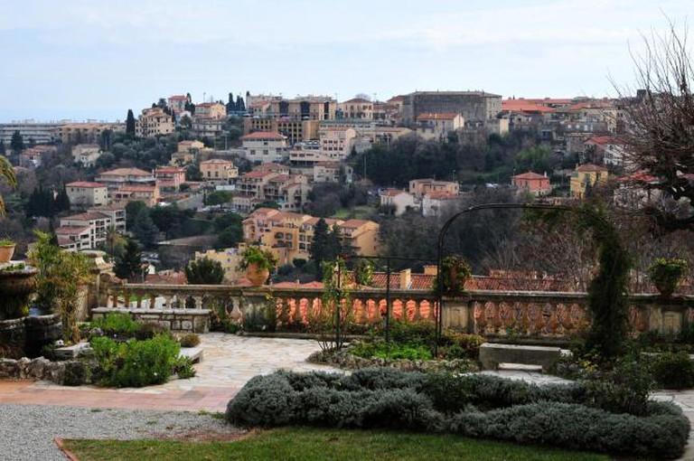 Matisse chapel view