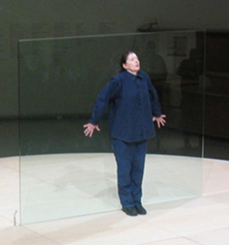 Marina Abramovic - Guggenheim - Seven Easy Pieces - 1st Night