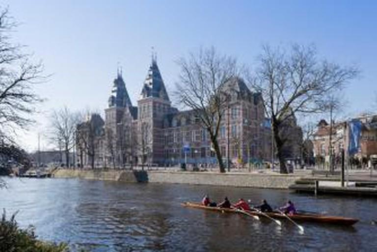 Rijksmuseum | Photo credit by Iwan Baan, Image courtesy of Rijksmuseum