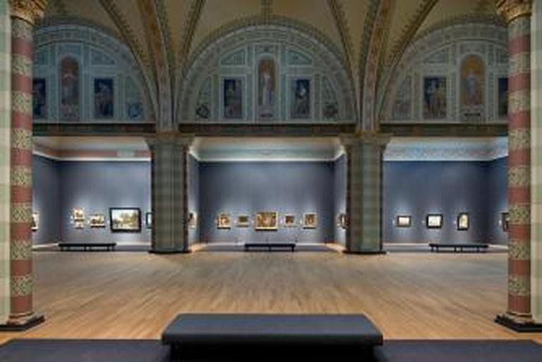 Gallery of Honour, Rijksmuseum | Photo by Iwan Baan, Image Courtesy of Rijksmuseum
