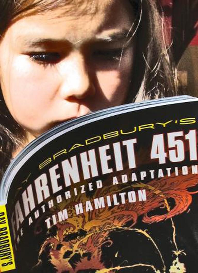 Fahrenheit 451 adaptation
