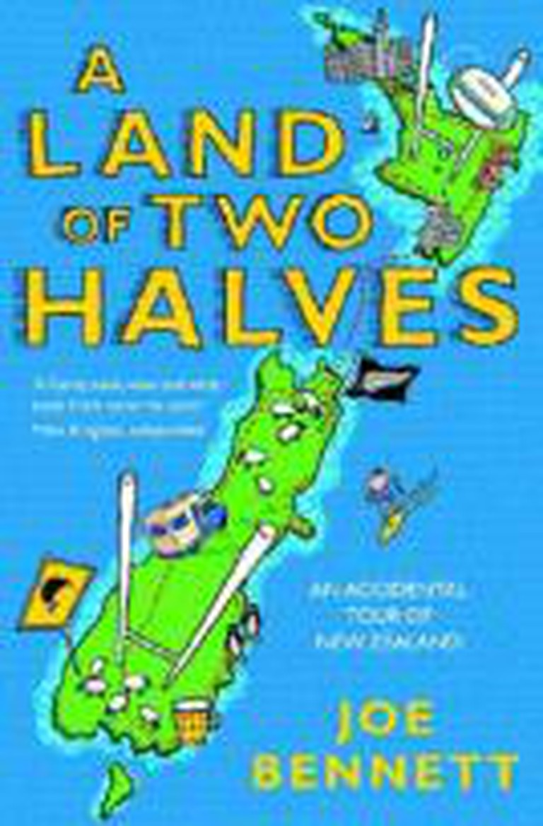 A Land of Two Halves - Joe Bennett