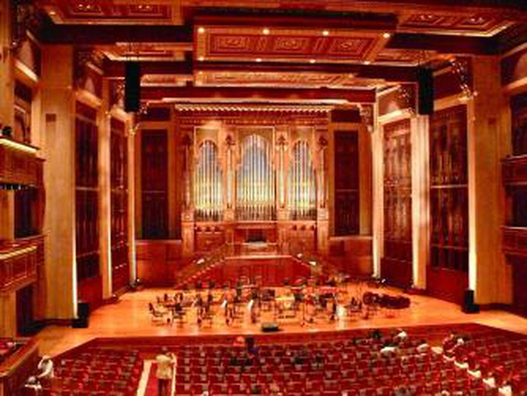 Royal Opera House inside