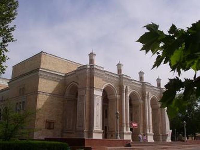 Tashkent Opera House