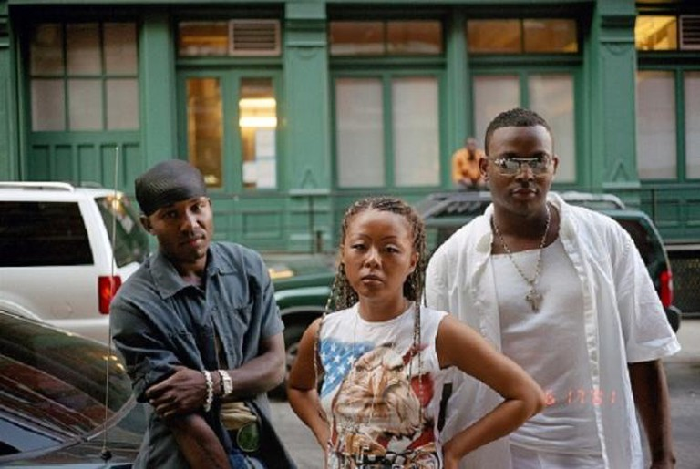 Nikki S. Lee, 'The Hip Hop Project (2′), 2001, C-print. Image courtesy Nikki S. Lee and Sikkema Jenkins & Co., New York.