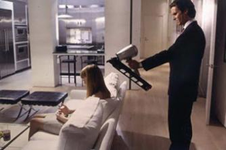 Still from American Psycho | © Lions Gate Films