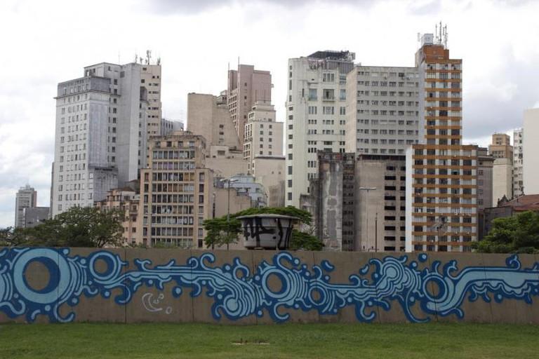 Zezão, São Paulo, 2012