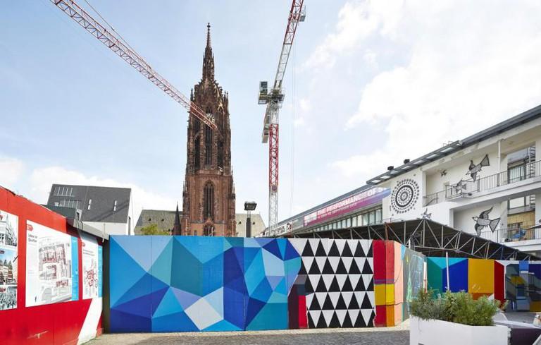 Gais, Frankfurt, 2013.