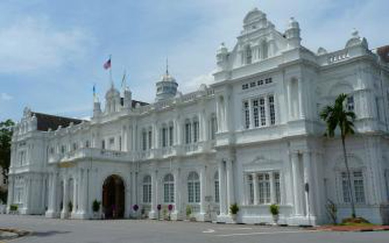 Penang City Hall, Georgetown
