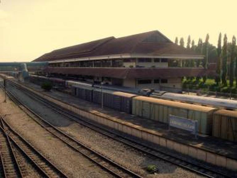 Malaysia's Jungle Railway © Khoojyh/WikiCommons