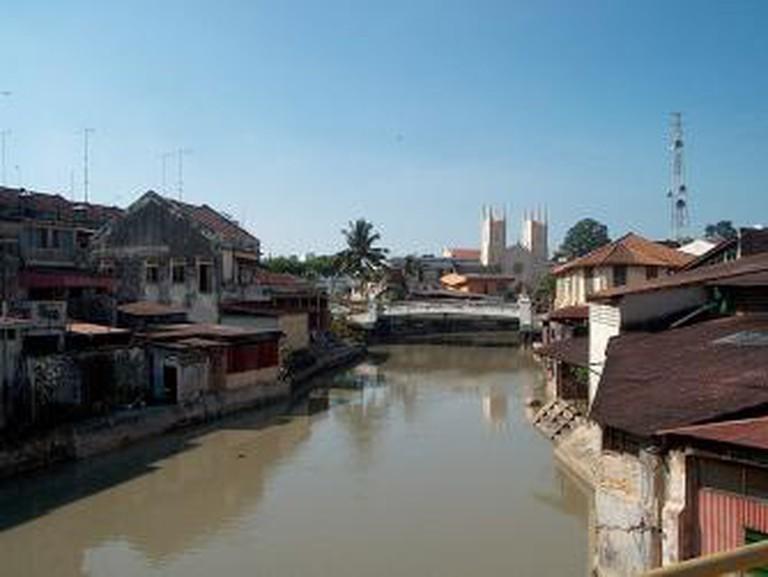 Melaka © Ken Walker/WikiCommons