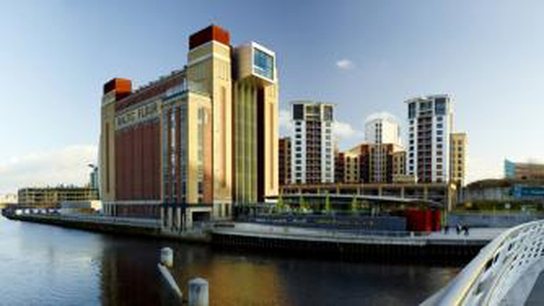 Gateshead| The Baltic Centre for Contemporary Art