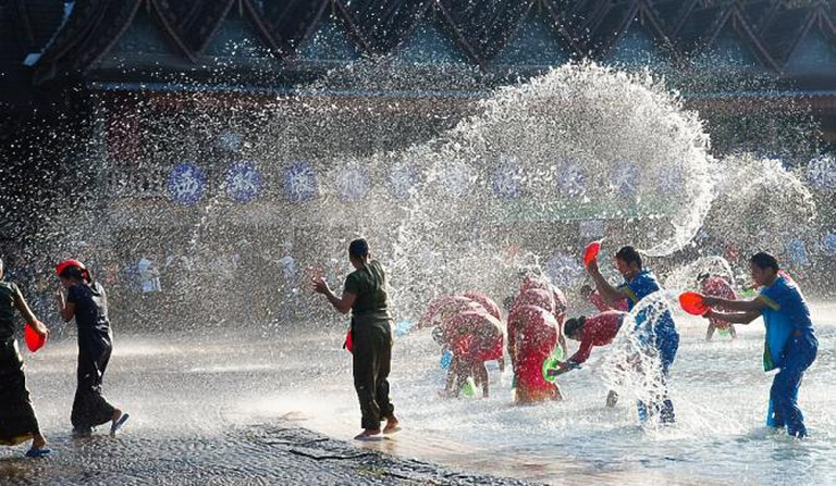 Songkran – The Water Festival