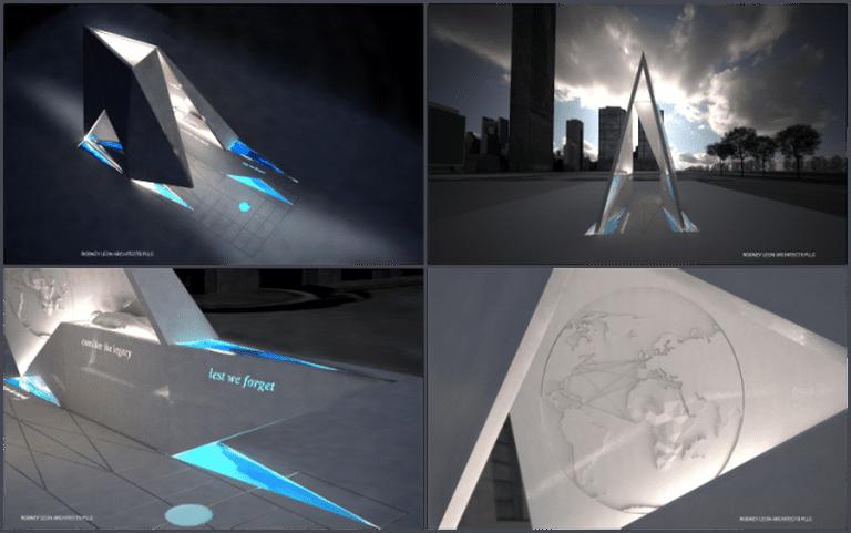 Rodney Leon, 'The Ark of Return' design