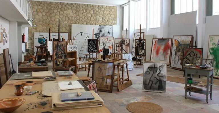 Joan Miró Studio, Joan Miró Foundation Mallorca