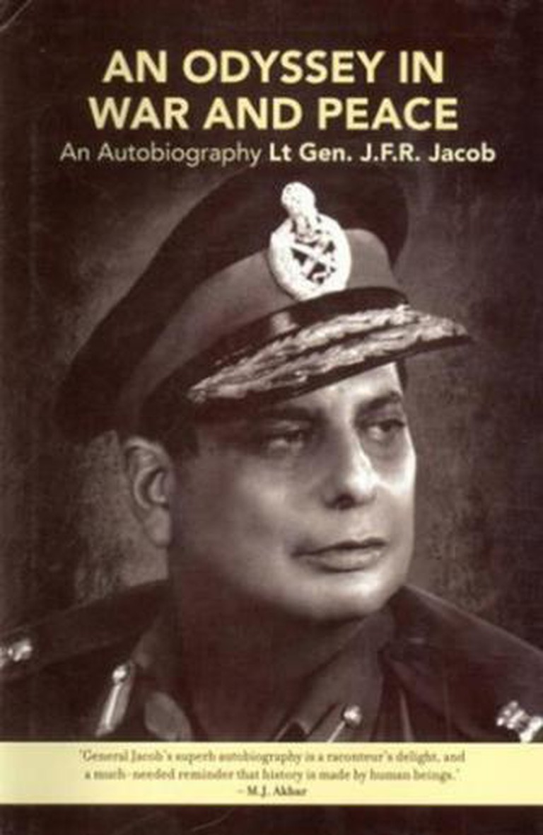 Lieutenant General J.F.R. Jacob