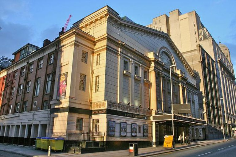 Palace Theatre & Opera House Manchester