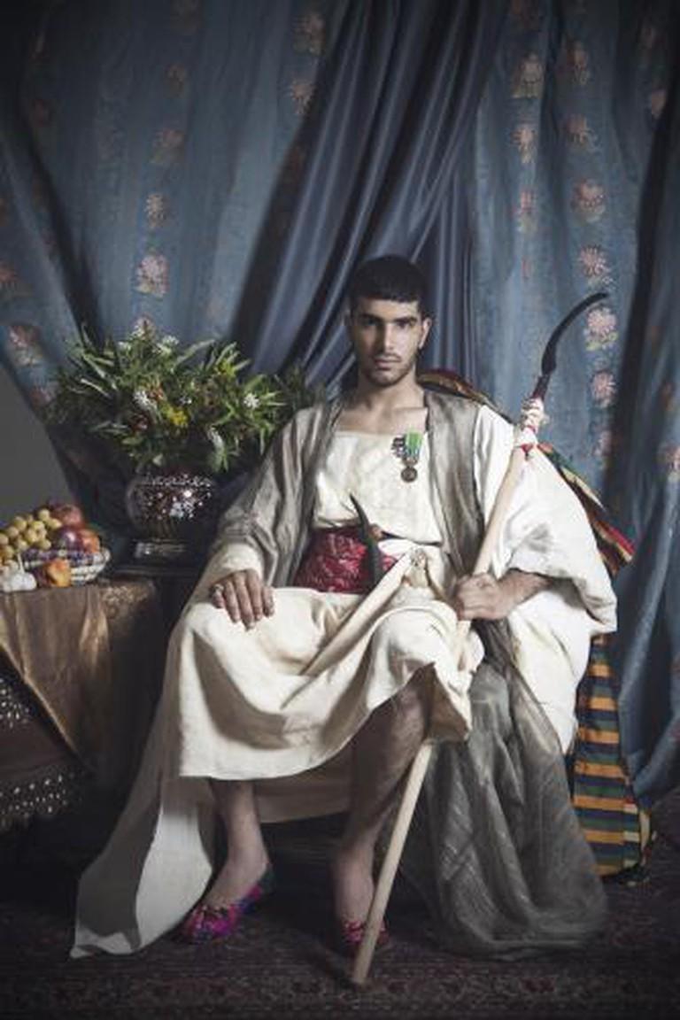 Abu Saleh - © Omarivs Ioseph Filivs Dinæ & Tarek Moukaddem