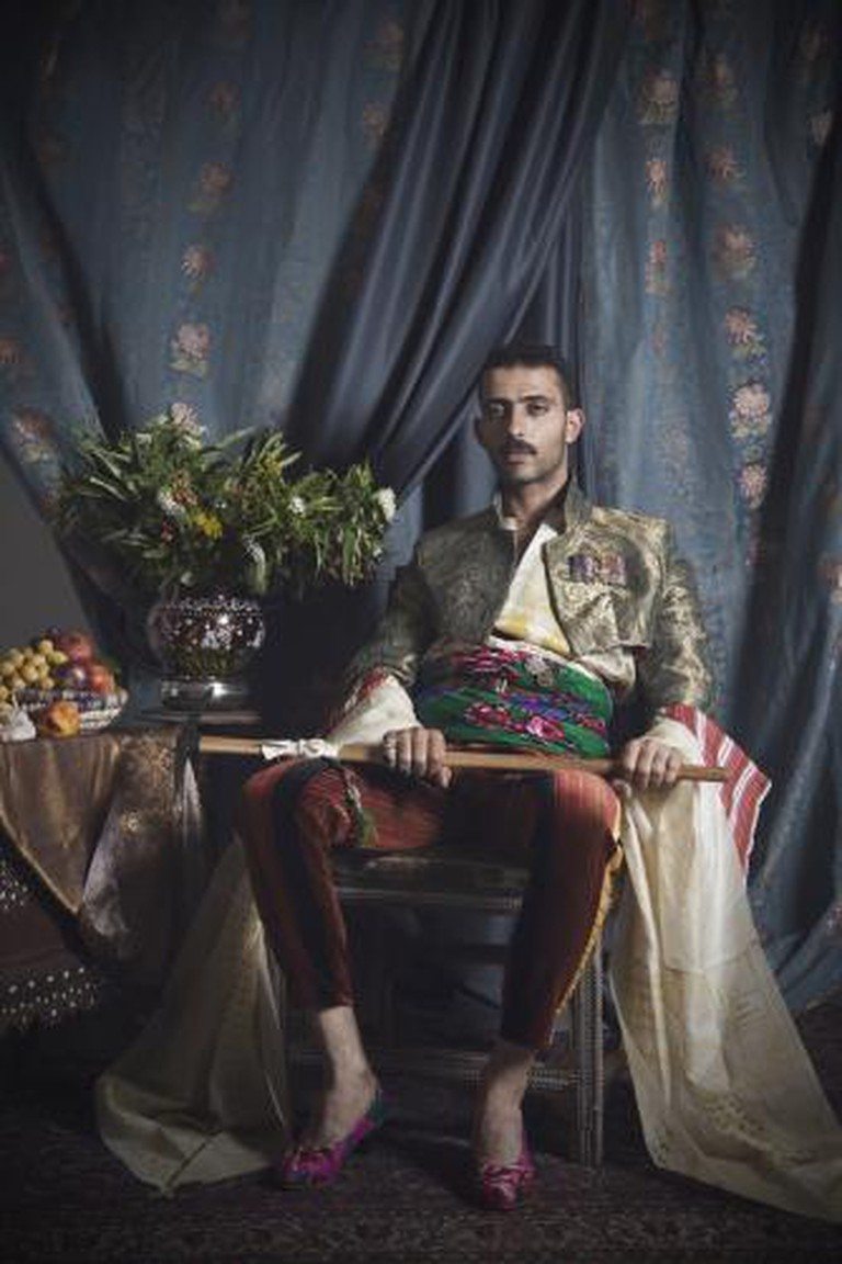 Abu Zuhair - © Omarivs Ioseph Filivs Dinæ & Tarek Moukaddem
