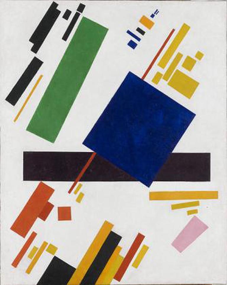 Kazimir Malevich, Suprematist Composition, 1916