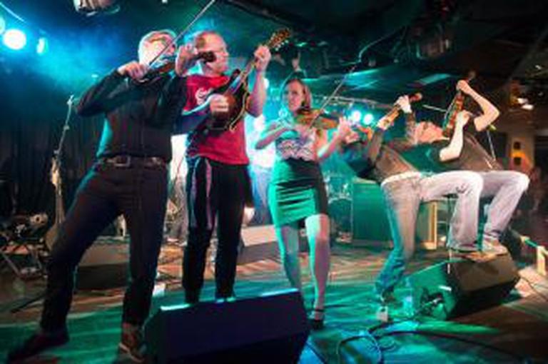 Pispala Schottische, Dance Mania and Folkalandia Cruise