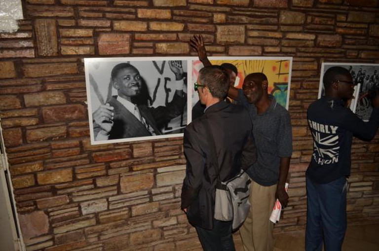 Rencontres Picha, Biennale of Lubumbashi 2013 | Courtesy: Picha