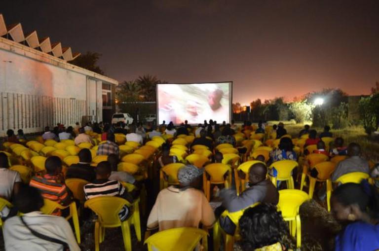Rencontres Picha, Biennale of Lubumbashi 2013. Courtesy: Picha