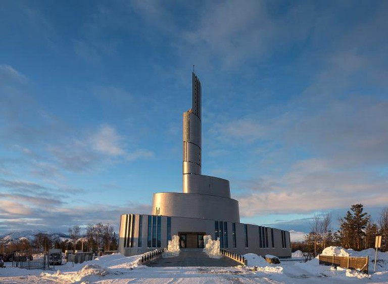 Cathedral of the Northern Lights