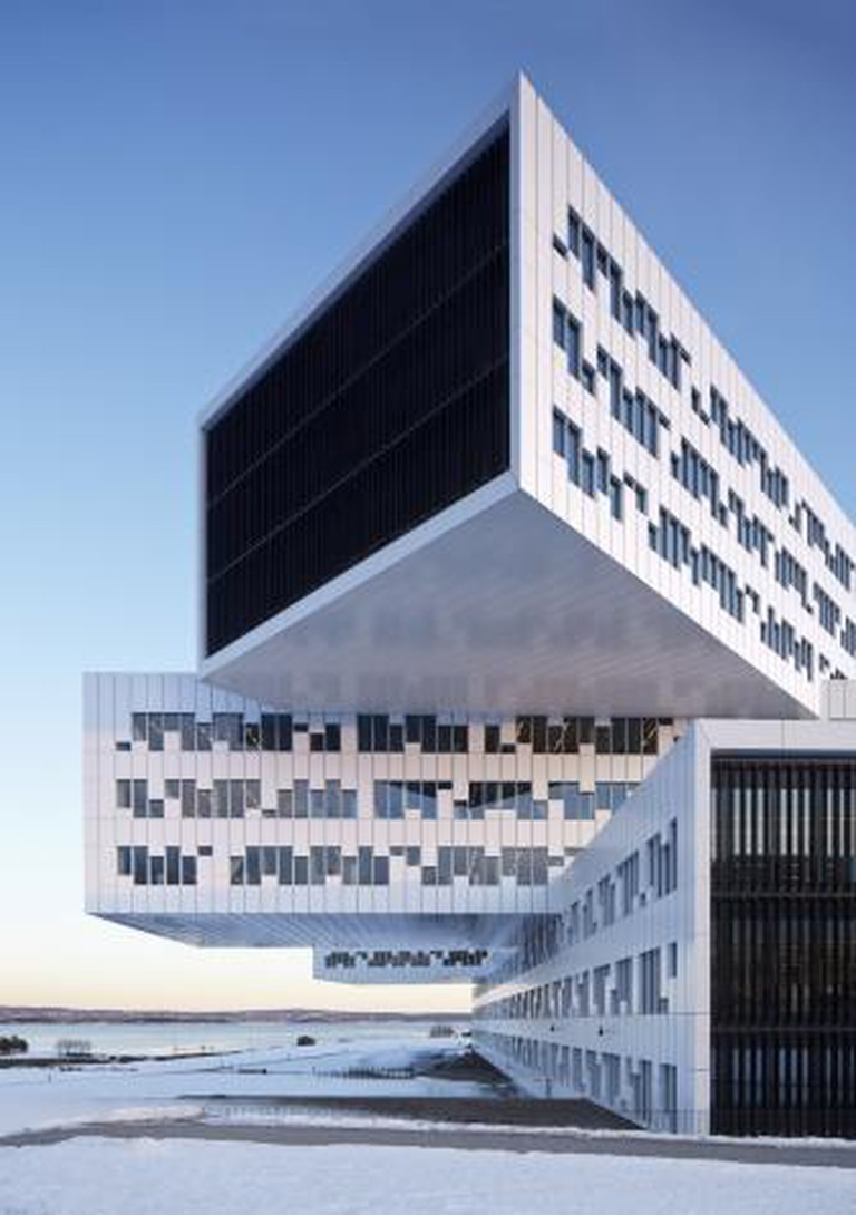 a-lab, Statoil Fornebu Headquarters