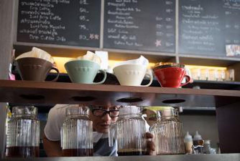 Drip Filter Coffee