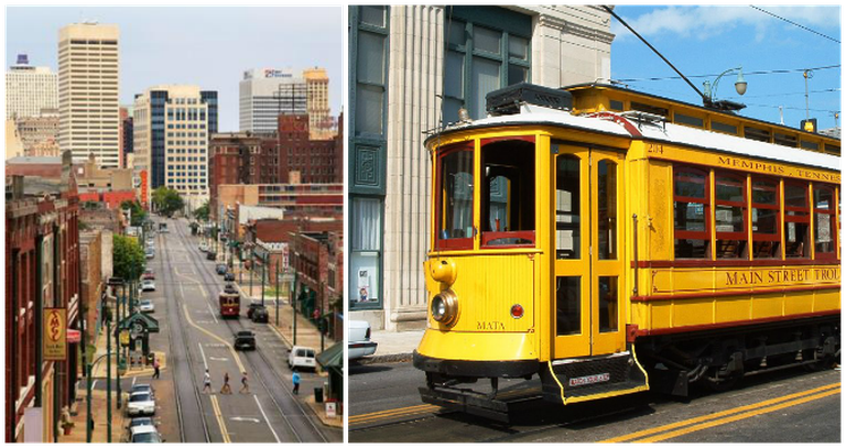 South Main Trolley Tour