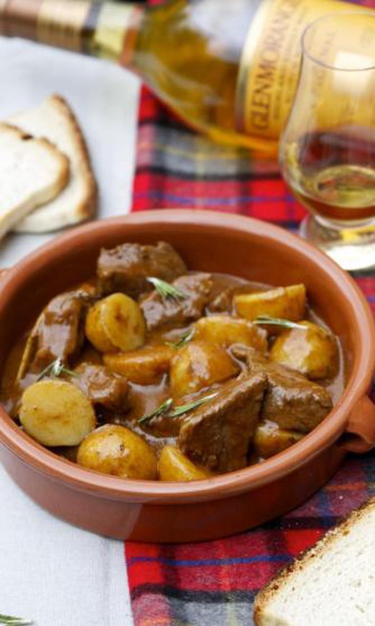 Whisky Stew