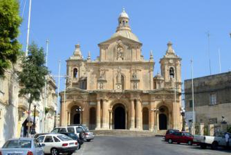 St Nicholas' Church in Siġġiewi