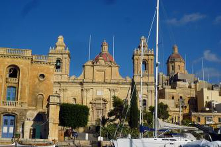 St Lawrence's Church in Birgu