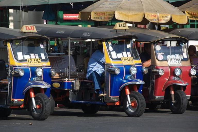 Bangkok Urban Adventures - Tuk Tuk Experience